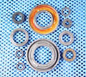 Yamaha TT500 Engine Oil Seal Kit