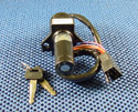 Honda CB1000C Igniton Switch Assembly