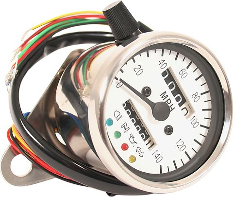 Speedometer ratio for 75 CB750F